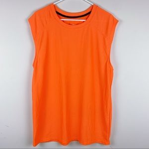 NWOT Breathable Athletic Muscle Tee